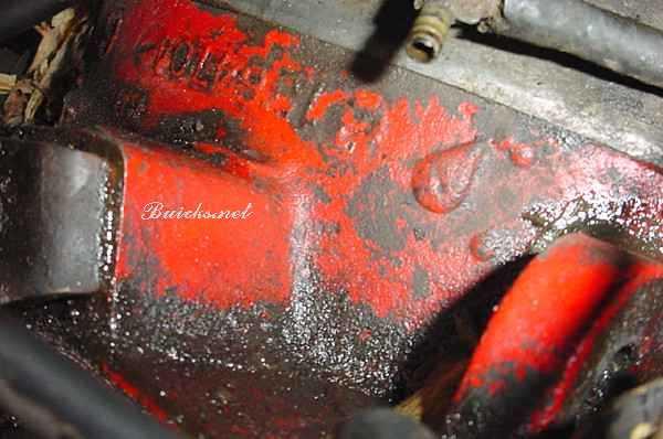 Buick 425 Identification