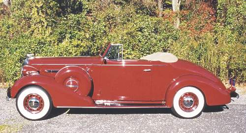 1936 Buick Century. 1936 Buick Century