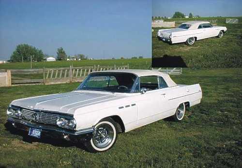 1963 Buick Lesabre Convertible Model 4467