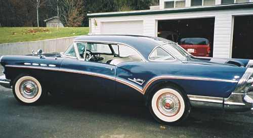 1957 Buick Series 40 Special (Special, Series 40) - Conceptcarz