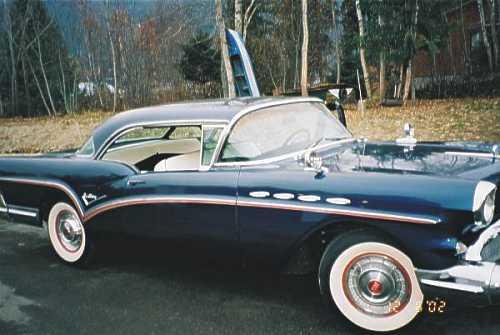 1957 Buick Century 2 Door