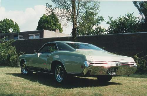 How Much Is A Car Paint Job >> 1969 Riviera